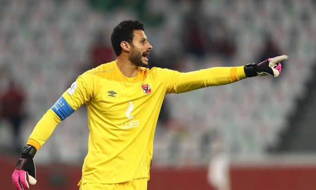 Al Ahly captain Mohamed El Shenawy