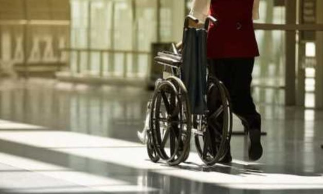 People with disabilities - FILE