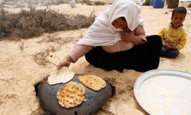 Bedouin life in Egypt - Social media