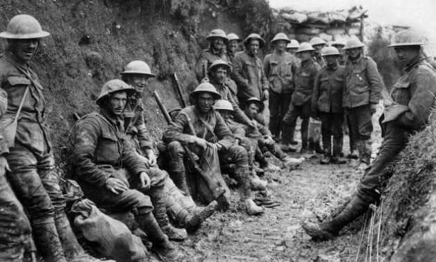Battle of the Somme/World War I - History