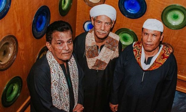 File: Egyptian Project band.
