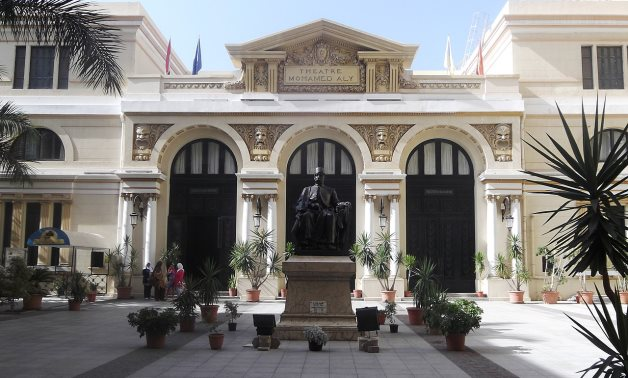 FIlE - Alexandria Opera House