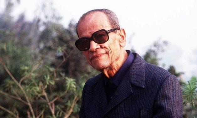 Naguib Mahfouz - Photo via The Guardian