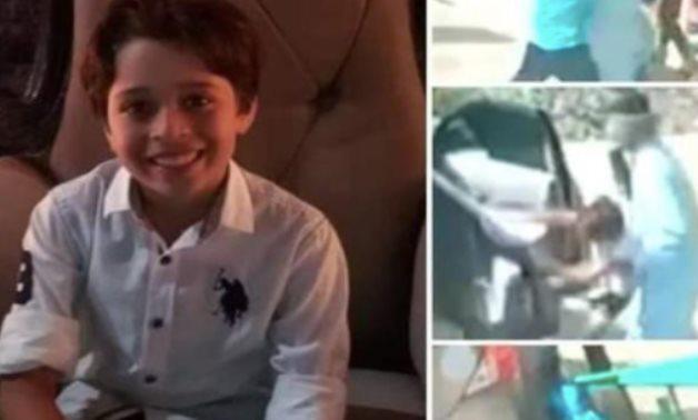 Child Ziad kidnapped in Mahalla el-Kubra city, Gharbia - FILE