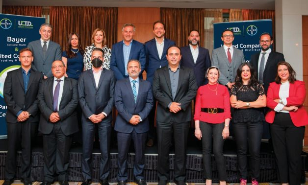 UCTD & Bayer's Consumer Health Division Sign Partnership in the Egyptian Market