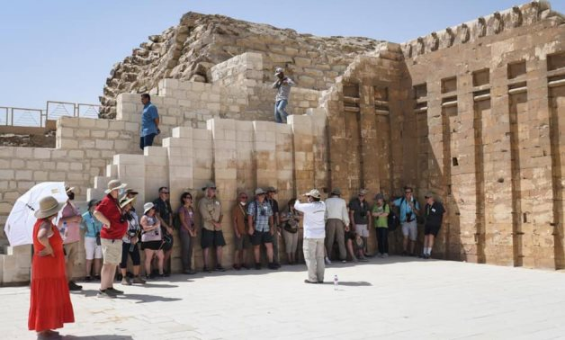 Southern Tomb of King Djoser opens for visits - Ministry of Tourism & Antiquities