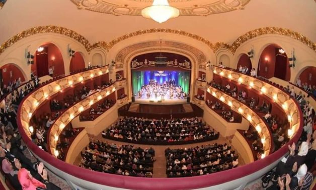 Sayed Darwish Theater - ET
