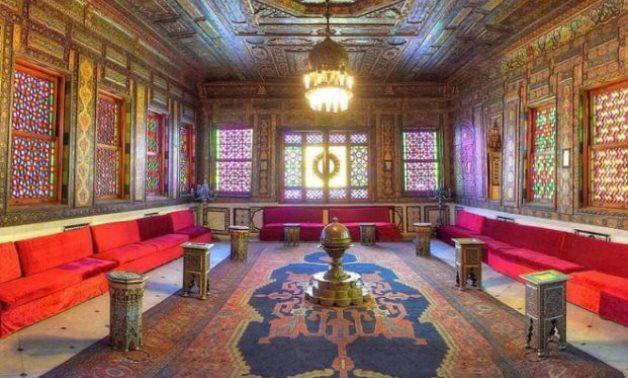 FILE - Mohammad Ali Pasha Palace in Shubra