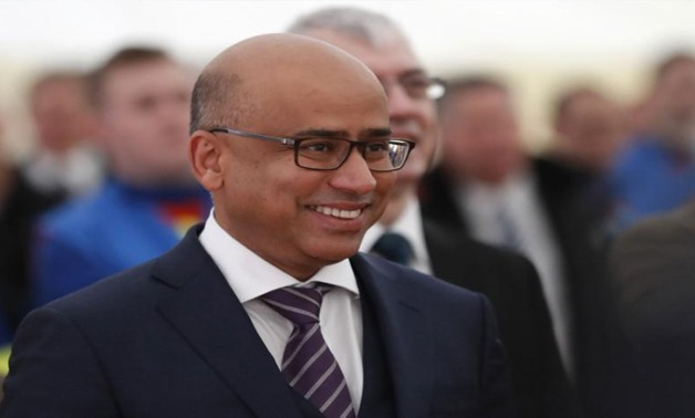 Executive Chairman of Liberty House Group, Sanjeev Gupta at Fort William Lochaber Scotland; December 19, 2016. REUTERS/Russell Cheyne