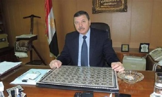 Cairo security chief Khaled Abdel Aal - File photo