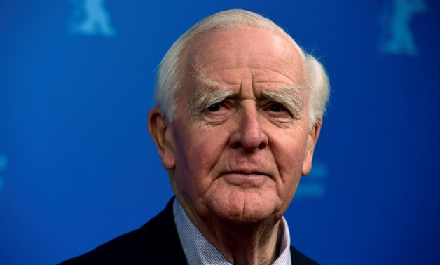 British writer John le Carre's anti-heroes have been adapted for cinema or television six times-AFP/File / John MACDOUGALL