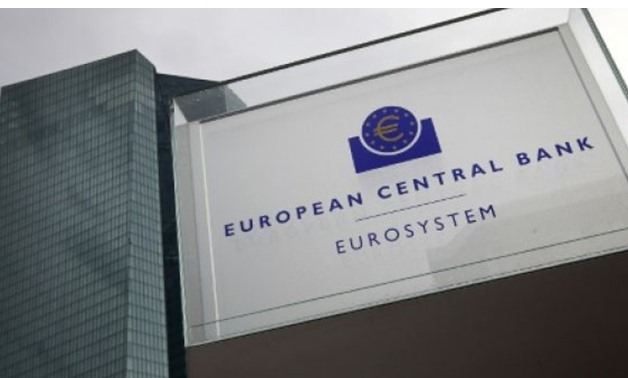 AFP/File | The European Central Bank kept key interest rates and its mass bond-buying programme unchanged, as markets braced for chief Mario Draghi to signal an exit from the era of cheap money