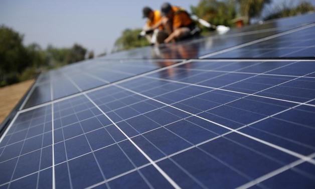 Solar plants - Reuters