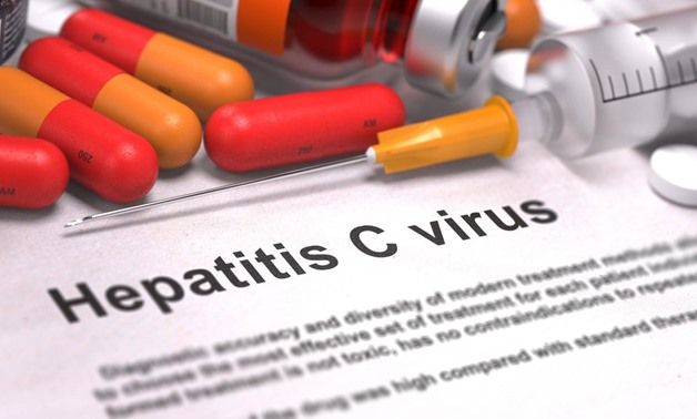 FILE - Hepatitis C Virus