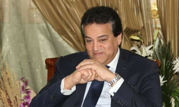 FILE: Khaled Abdel Ghaffar – Minister of Higher Education and Scientific Research