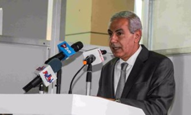 Minister of Industry Tarek Kabil - File Photo