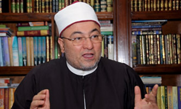 Sheikh Khaled el-Gendy- File Photo