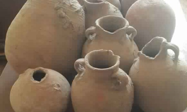 Pottery Pots that were to be smuggled (Photo: archive)