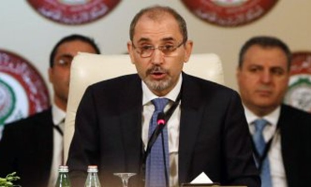 Jordanian Foreign Affairs Minister Ayman El Safdy – File Photo