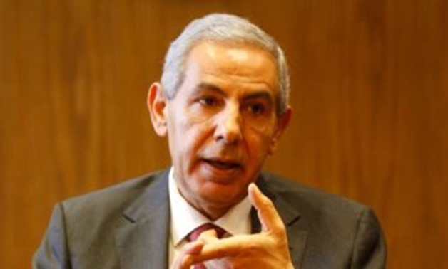 Minitsry of Industry and Trade Tarek Kabil - File photo