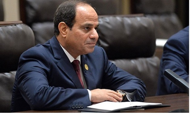 President Abdel-Fatah al-Sisi – Press Photo