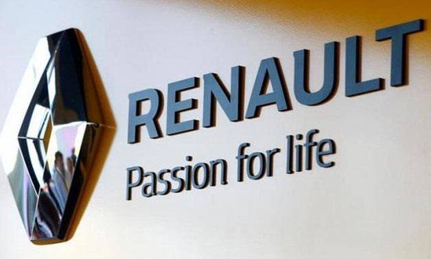 Logo is seen at a Renault store in Minsk, Belarus June 9, 2016. REUTERS/Vasily Fedosenko