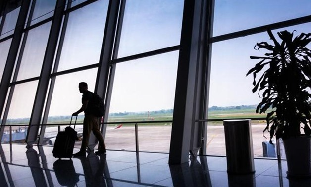 London's Heathrow Airport took the award for best gate initiative for its facial recognition technology and self-boarding gates. (Shutterstock) - AFP