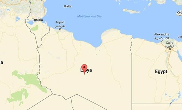 Libya's coastguard has received European Union funding and training to stop smugglers taking migrants to the water in flimsy boats. (Source: Google Maps)