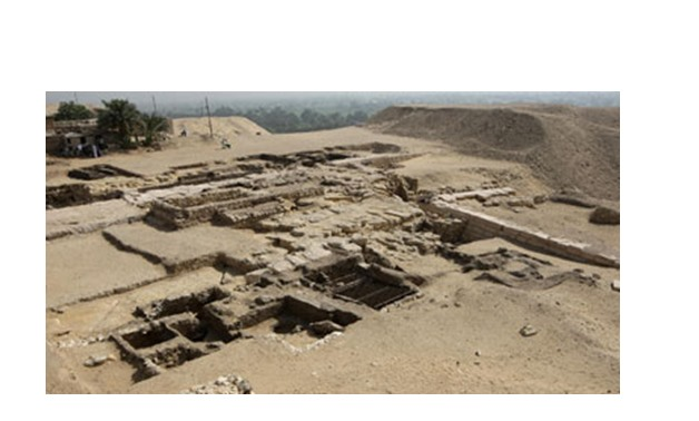 Saqqara archaeological area-File Photo