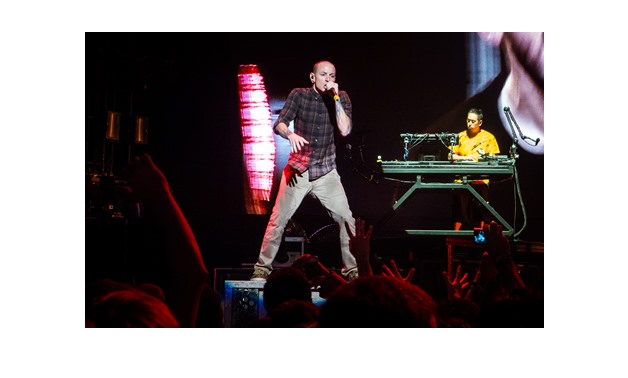 Chester Bennington via Wikimedia