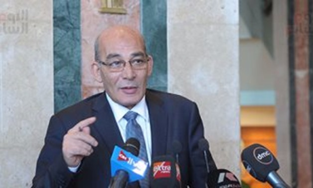Minister of Agriculture and Land Reclamation Abdel Moneim El Banna – File Photo