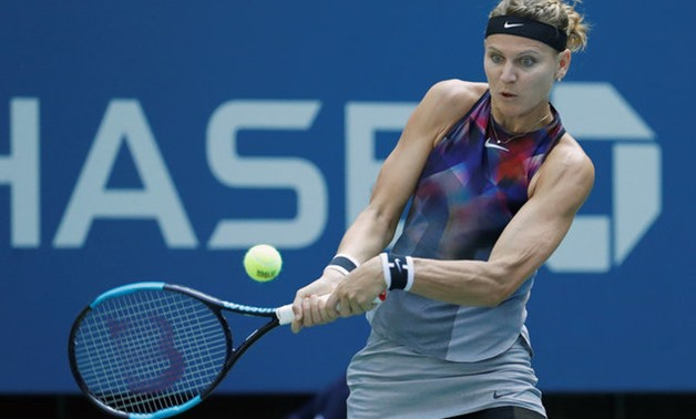 Lucie Safarova -REUTERS/Andrew Kelly
