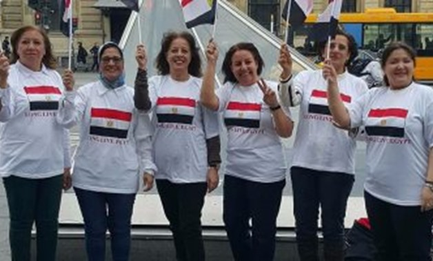 The Egyptian community in U.S is ready to welcome President Abdel Fattah al-Sisi