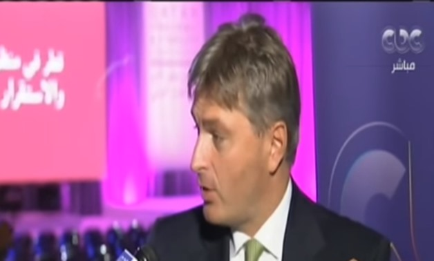 Daniel Robert Kawczynski during an interview with Egyptian broadcast Presenter Lamis al-hadidy - YouTube