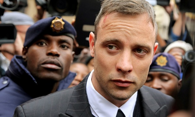 Oscar Pistorius – Press image courtesy Reuters