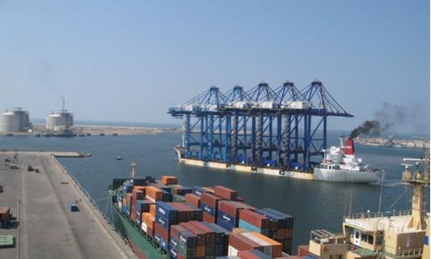 Damietta Port - File photo