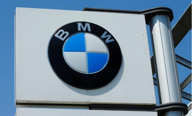 A BMW logo is seen at a car dealership in Vienna -  REUTERS/Heinz-Peter Bader