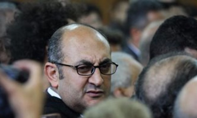 Lawyer Khaled Ali - File photo