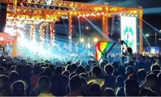 Mashrou' Leila's concert sparks great controversy in Egypt