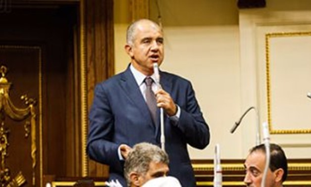The Egypt Support Coalition's current leader businessman Mohamed El Seweidy – File Photo