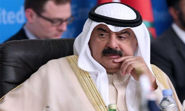 Kuwaits foreign ministry undersecretary Khaled al-Jarallah- AFP