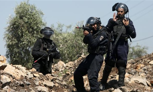 Israeli forces - File photo