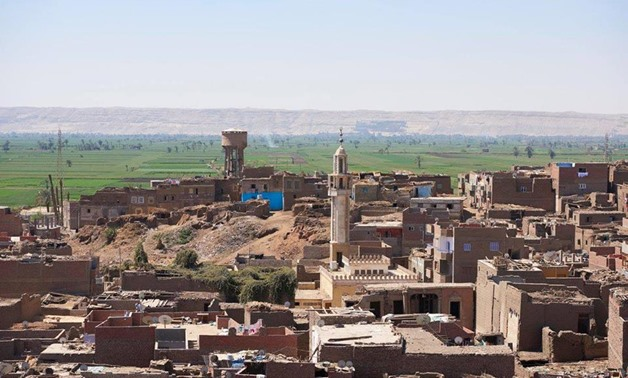 A view in Upper Egyptian city of Asyut - Official Facebook page of Asyut governorate