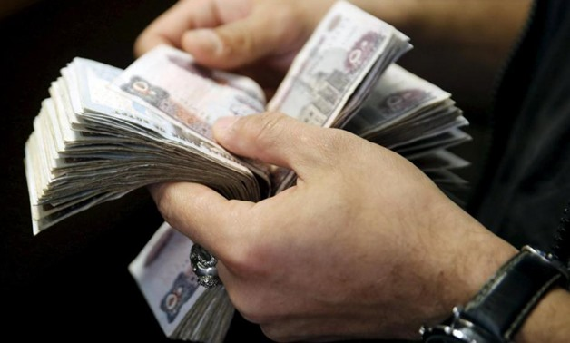 Egyptian currency-Reuters