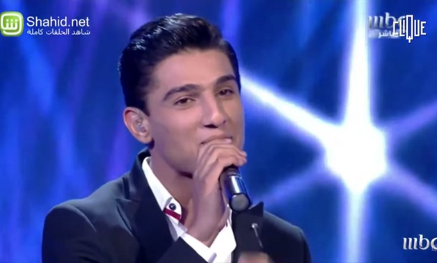 Mohammed Assaf on Arab Idol via CLIQUE Youtube