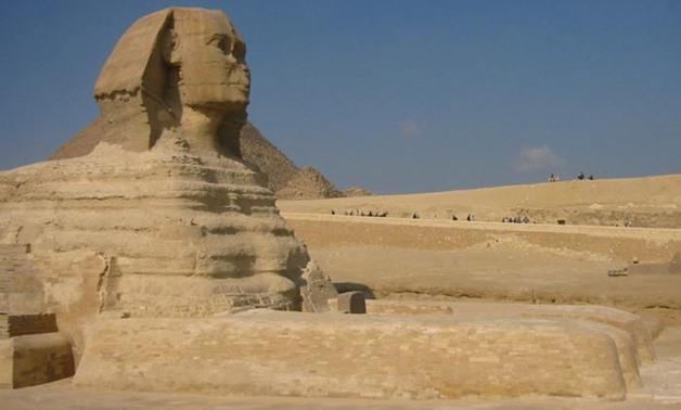 Great Sphinx of Giza via Wikimedia