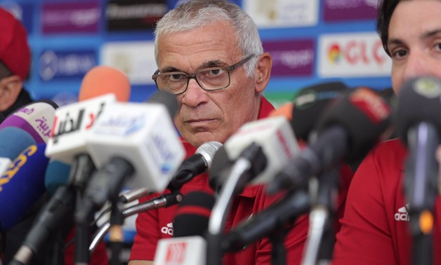 Hector Cuper - Egypt Today