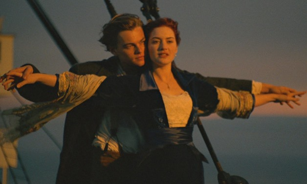 Kate Winslet and Leonardo DiCaprio's iconic Titanic scene, courtesy of Aussie~mobs Flickr.