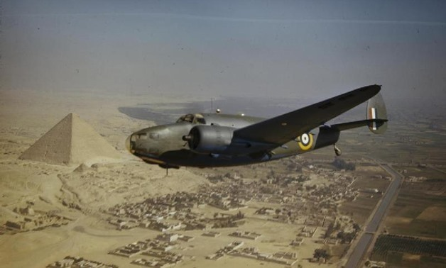 Air Force in Egypt - CC via wikimedia commons