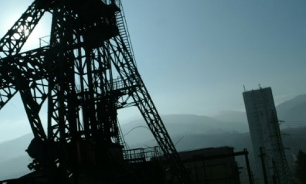 AFP/File   The Lupeni mine, which is located in Jiu Valley, Romania's main mining region